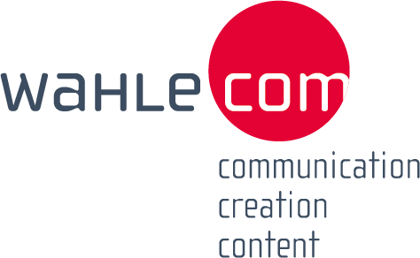WahleCOM communication creation content